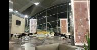 Royal Jordanian Crown Lounge and CIP